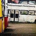 Ausrangierte Busse, Freiheit, Nähe Klärwerkstraße, Berlin-Spandau, Bild 5.jpg