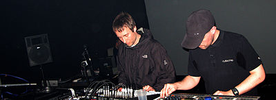 Picture of a band or musician: Autechre