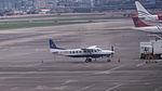 Avanti Aviation Cessna 208B B-23063 at Taipei Songshan Airport Apron 20150210.jpg