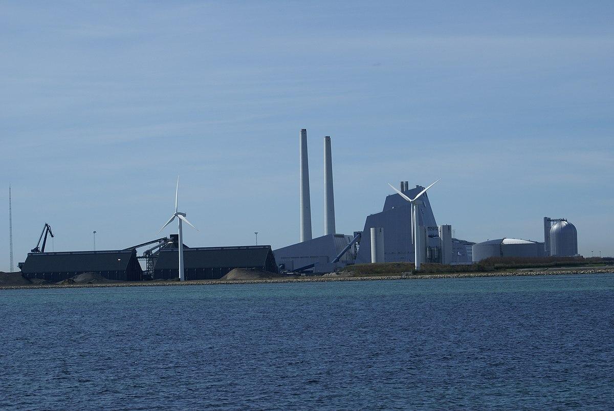 Avedøre Power Station - Wikipedia