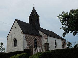 Avesnes - The church of Avesnes