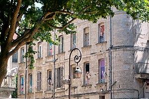 Avignon facades