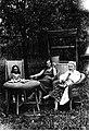 Bíró Gabriella, Elekes Gabriella, Rácz Erzsébet (1919). Erdély, Székelyudvarhely, az 1960 -as évek elején (2).jpg