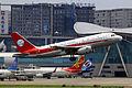 B-2299 - Sichuan Airlines - Airbus A319-133 - CKG (9570903712).jpg