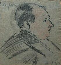 B. Anrep by D.Burlyuk (1900-1910, Akhmatova's museum).jpg