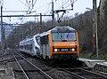 BB 26000 SNCF tractant une rame Regiolis SNTF à Montmélian (2018).JPG