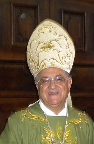 Fouad Twal - Image: BISHOP patriarc twal sep 20th 2009
