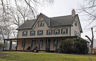 Bloomfield (St. Georges, Delaware) - Image: BLOOMFIELD, ST. GEORGES, NORTHERN NEW CSTLE COUNTY, DE