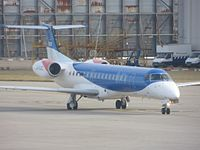 G-RJXD - E145 - Eastern Airways