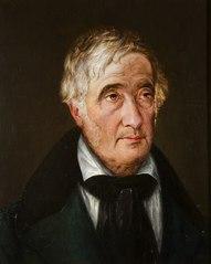 Portrait of Manuel Jose Quintana