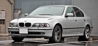 Bavarian Auto Group - Image: BMW E39 Saloon 001