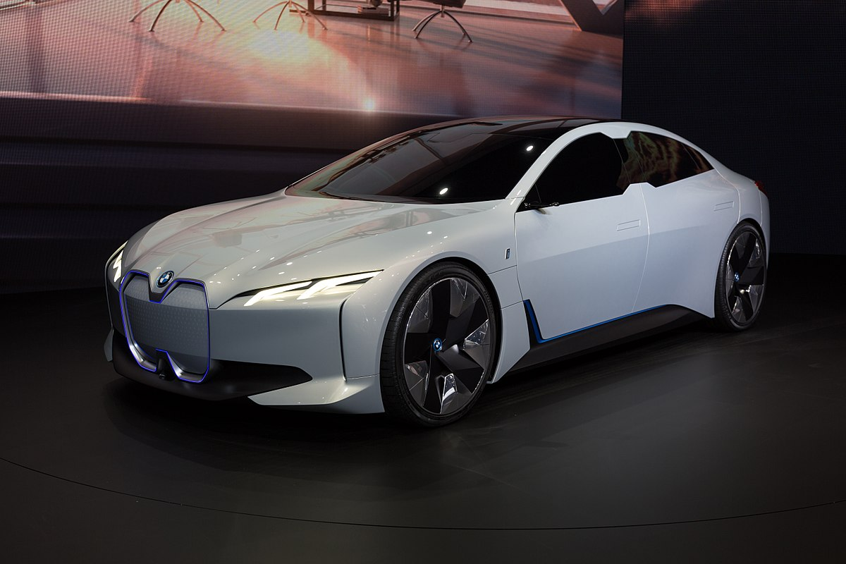Bmw Model Range >> BMW i4 - Wikipedia