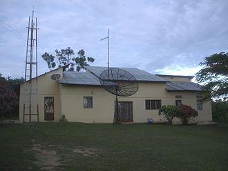Arua - BTN TV and Nile FM studios in Anyafio Village, Arua Hill Division