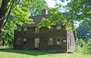 Burlington–Harmony Hill Roads Historic District United States historic place