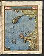 Baía de Baiona no atlas de Pedro Teixeira (1634).jpg