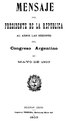 BaANH50575 Mensaje del Presidente de la Republica - Julio A. Roca (1903).pdf