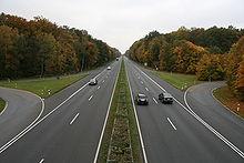 Superstrada tedesca