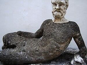 Babuino - Image: Babuino figure