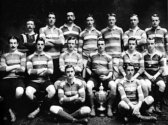 Belgrano Athletic Club - The rugby union team of 1909.