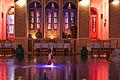 Back Garden at Night, Yazd Hotel (14471760131).jpg