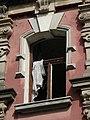 Bad Blankenburg - ehem. Hotel Chrysopras - Südost-Fassade - Hauptgiebel 4.jpg