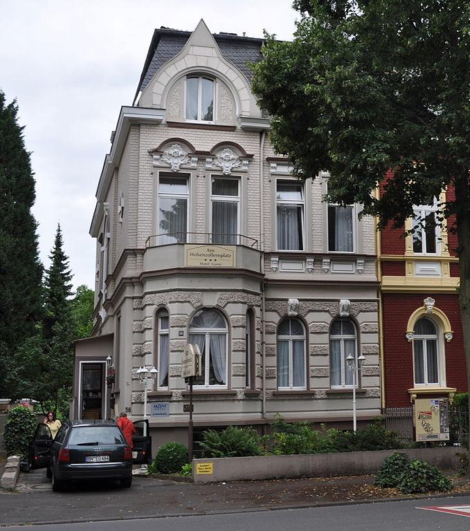 Hotel Bad Godesberg Villenviertel