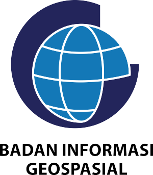 Badan Informasi Geospasial - Image: Badan Informasi Geospasial logo