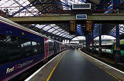 Bahnsteighalle Brighton railway station.jpg