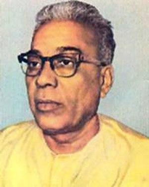 Madhukar Dattatraya Deoras - Image: Balasaheb deoras