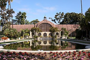 Balboa Park (San Diego) - The Botanical Building