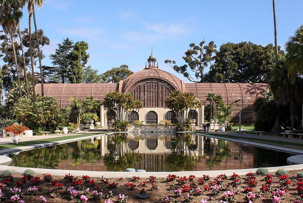 Balboa Park Botanical Building 01