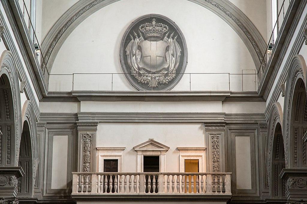Tribuna delle reliquie, veduta, Basilica of San Lorenzo, Firenze