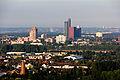 Ballonfahrt über Köln - Hochhäuser Deutschlandfunk und Deutsche Welle-RS-4132.jpg