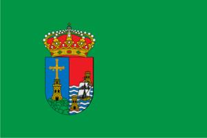 Castrillón - Image: Bandera de castrillon