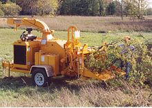 Horticulture Woodchippers Wikibooks Open Books For An