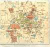100px bangalore1924 map