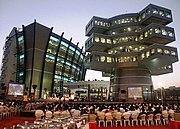 Contemporary architecture in Bangalore, India