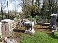Baptismal font in Maddoxtown graveyard.jpg