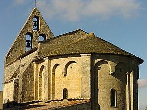 Baraigne - The Church of Saint Mary