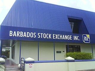 Barbados Stock Exchange Stock exchange located in Bridgetown, Barbados