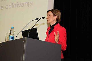 Barbara Brezigar Slovenian lawyer and politician