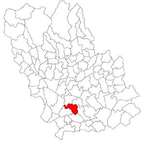 Bărcănești, Prahova - Image: Barcanesti jud Prahova