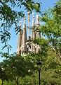 Barcelona Sagrada Familia Passion facade remote 01.jpg