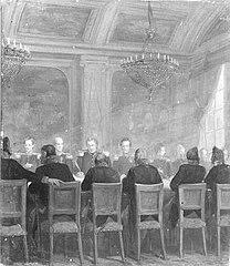 Anno 1840.De troonafstand van Willem I