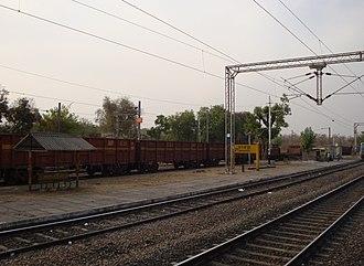 Barkheda, Raisen - Barkhera Railway Station