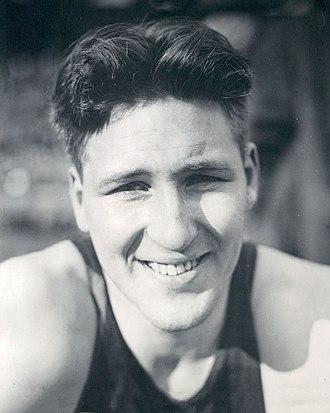 Barney Berlinger - Berlinger in 1933