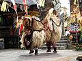 Barong dance, Batubulan Village, Bali 1602.jpg