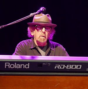 Barry Goldberg - Goldberg performing June 2, 2016 with The Rides