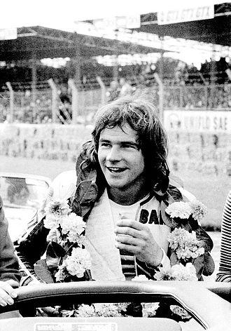 Barry Sheene - Barry Sheene in 1975