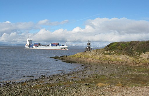 Battery Point, Portishead. - panoramio